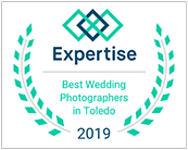 One of best wedding photographers in Toledo 2019